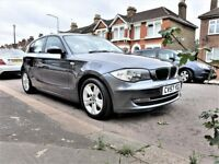 Automatic -- BMW 1 Series 2.0 118 d SE AUTO -- 79800 Miles -- Part Exchange OK --alike bmw 118