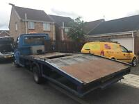 Ford transit smiley recovery truck swap or sell ?