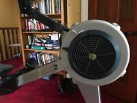 Rower, Concept 2, Model E, PM4