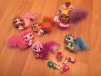 Palace pets bundle set Disney princess
