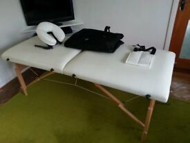 Massage Table. High Quality. Little Used. Bargain £50 ono