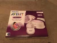 Breast Pump - Avent electric - BRAND NEW ** never taken out of the box!!