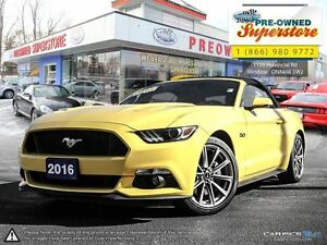 2016 Ford Mustang GT Premium***CAP Unit/manual!***