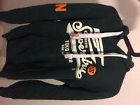 Superdry Hoodie (Dark Green) Size Small