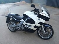 BMW K1200RS. 2002. LOW MILES. SERVICE HISTORY.
