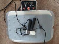 Reviber Plus Vibrating Plate Exercise Machine