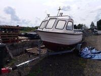 Shetland 500 Alaska 16 foot boat for sale