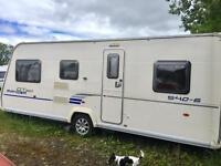 6 berth caravan for sale