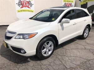 2014 Acura RDX Tech Pkg, Auto, Navi, Leather, Only 40, 000km