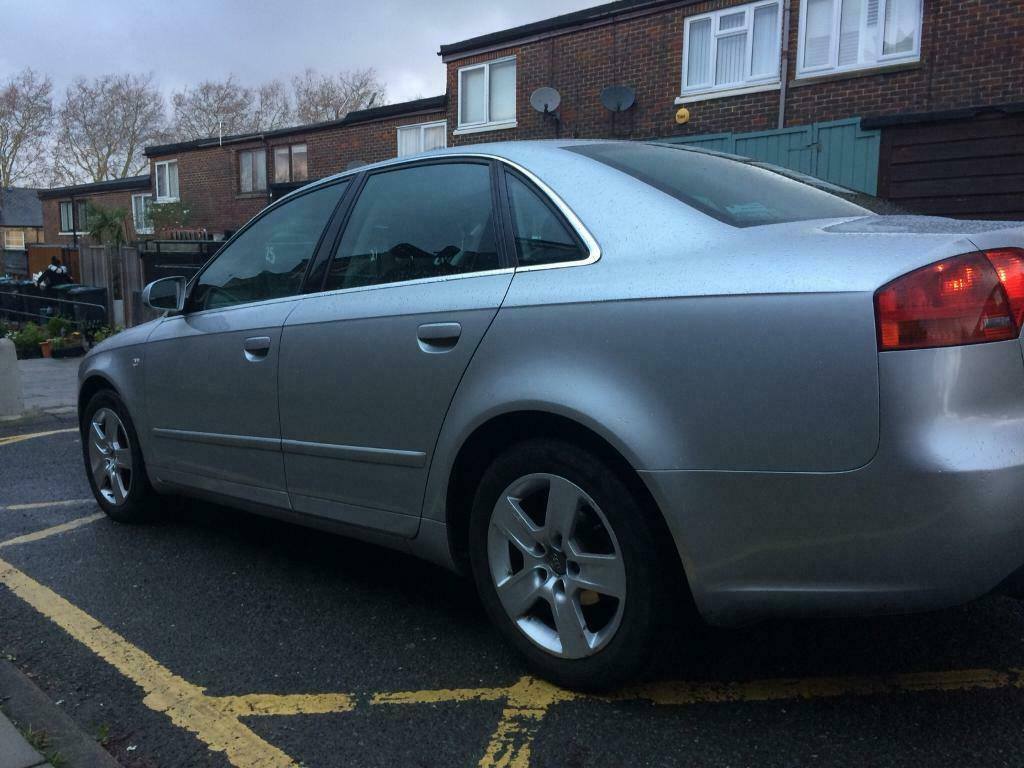 2006 audi a4 b7 2l turbo in haringey london gumtree. Black Bedroom Furniture Sets. Home Design Ideas