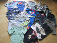 SELECTION OF BOYS CLOTHES(47 ITEMS)