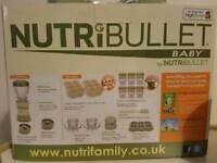 Nutri Bullet Baby
