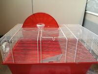 Large Coney Island hamster cage