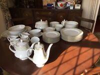 Vintage Noritake dinner and tea set