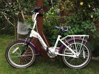 Girls' bike