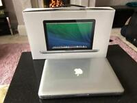 MacBook Pro 13.5 2.5 ghz dual core i5 processor
