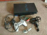 Mint condition PS2 console