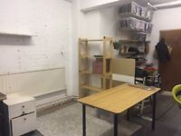 CREATIVE STUDIO SPACE IN DALSTON, HACKNEY all bills included