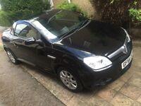 For Sale - Vauxhall Tigra 1.4 16v - Black - 2006 (56 reg) - 60,000 miles