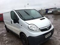 VAUXHALL VIVARO RENAULT TRAFIC VAN PARTS AVAILABLE