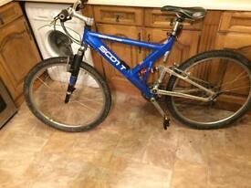 Scott octane fx3 mountain bike
