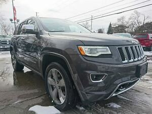 2016 Jeep Grand Cherokee BRAND NEW, OVERLAND, DIESEL
