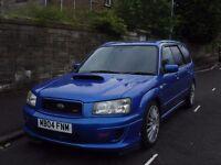 **2004 Subaru Forester STI - Rare opportunity !** 6 Speed Manual