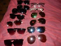 ada3e972475 Bulk Sunglasses Wholesale Ladies Joblot Lens Mens Womens Classic Black  Glossy