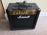 Marshall MG15CD Amp