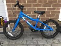 "Ridgeback MX16 Terrain 16"" bike"