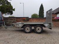 Challenger plant trailer,