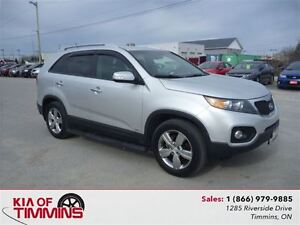 2013 Kia Sorento EX AWD Leather Rear Camera