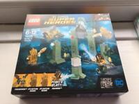 Lego DC comics battle of Atlantis bnib