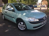 VAUXHALL CORSA 1.2 PETROL MANUAL,64k LOW MILAGE,DRIVES SPOT ON NO FAULTS