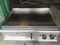 LINCAT OPUS GAS CHROME GRILL CATERING COMMERCIAL CAFE KEBAB CHICKEN RESTAURANT FAST FOOD KITCHEN