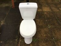 Toilet in very good condition