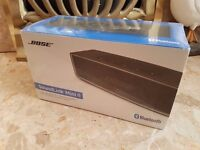 New BOSE SoundLink Mini Bluetooth Speaker II Swap for a good phone or iPad