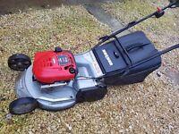 Masport 22 inch cut petrol roller mower