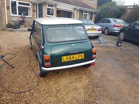 Classic Rover Mini Mayfair 1993 1275cc