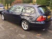 BMW 320D ESTATE 2008