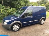 2003 High top Transit connect 1.8 turbo diesel