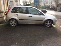 Ford Fiesta 2003 full working condition, MOT and full service history. Quick sale needed
