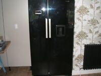 Beko American Style Fridge Freezer. A+Energy rating