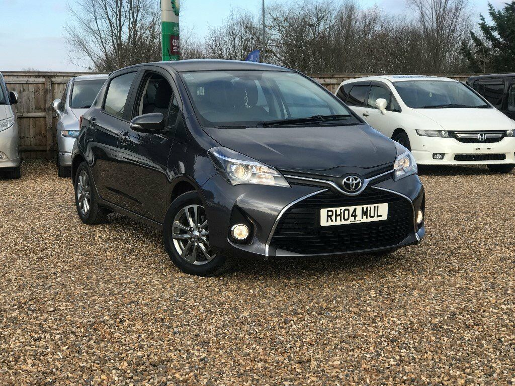 TOYOTA YARIS 1 3 VVT-i Icon 2015 15 REG ONLY 21,000 MILES WITH FULL SERVICE  HISTORY | in Windsor, Berkshire | Gumtree
