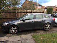 INSIGNIA CDTI ESTATE 61 REG 80,000 FIRST £1500 BUYS