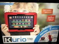 "Kurio Tab 7"" Kids Safe with MOTION Games"