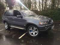 NEED GONE or swap BMW X5 3.0D diesel mint condition limited edition full full extras
