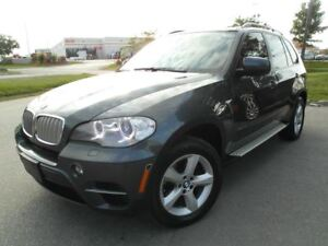2012 BMW X5 xDrive35d  Navi, Surround Cam, Pana Roof
