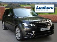 Land Rover Range Rover Sport SDV8 AUTOBIOGRAPHY DYNAMIC (grey) 2016-06-14
