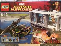 Lego Marvel Superheros (76007): Iron Man: Malibu Mansion Attack